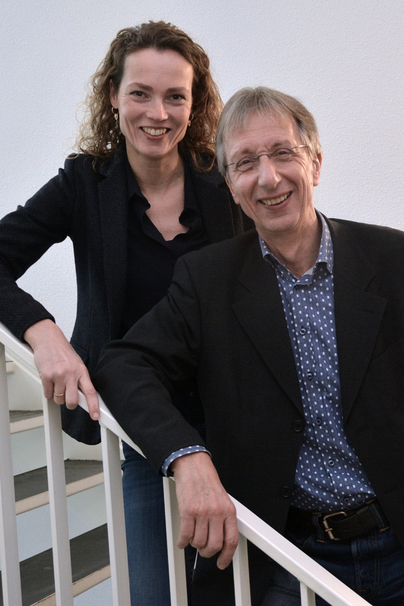 Marieke op de Weegh & Jan-Willem Vos